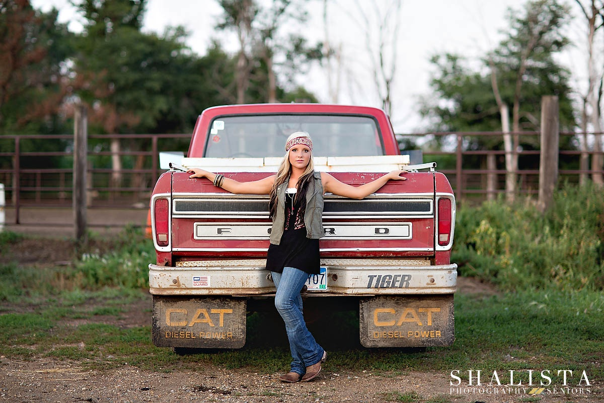 Senior Images in Sioux Falls