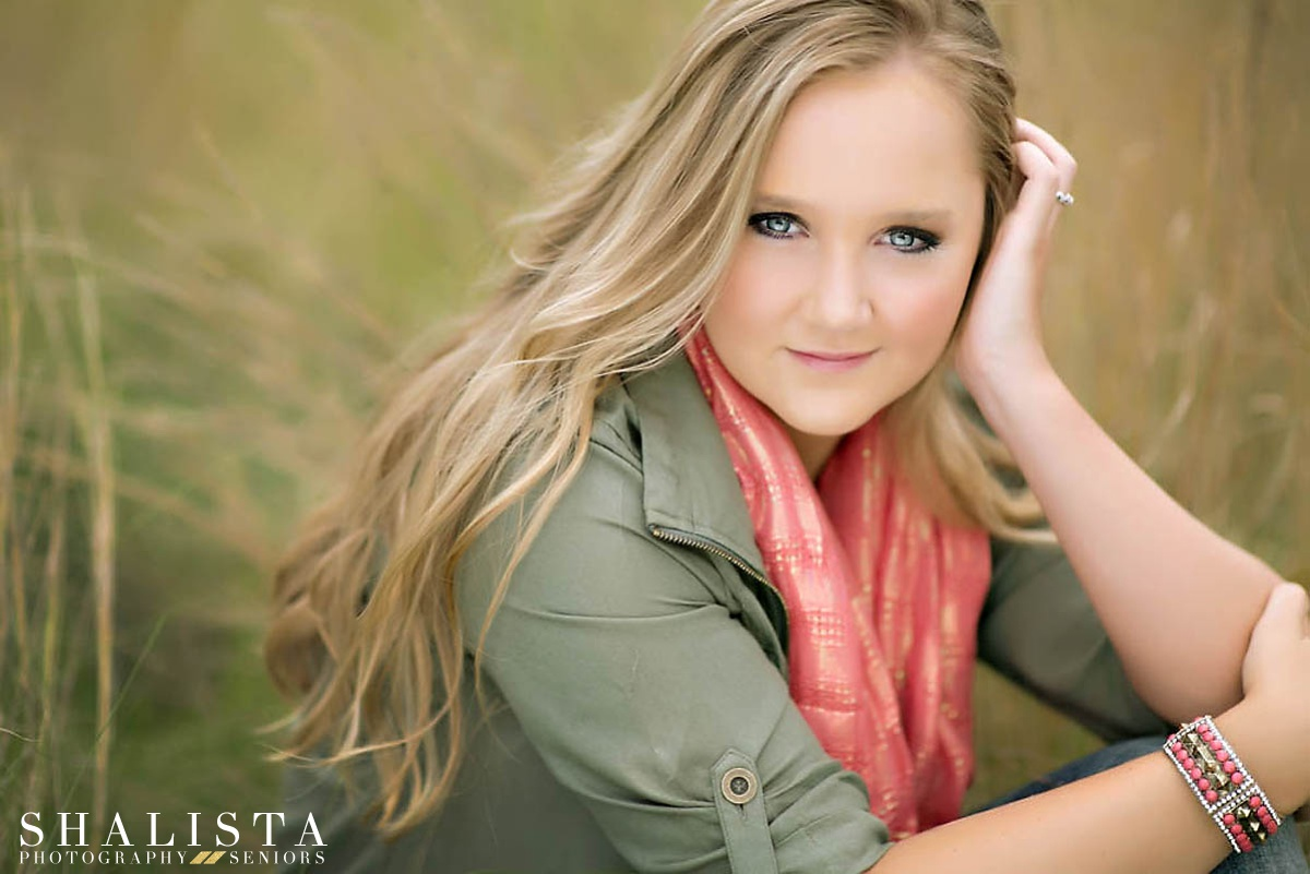 Senior Photography Sertoma Park