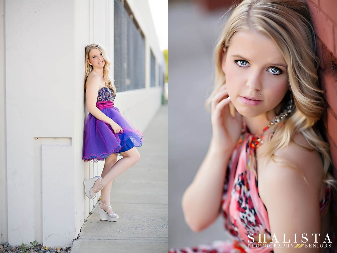 Senior Portraits Outdoor Beauty