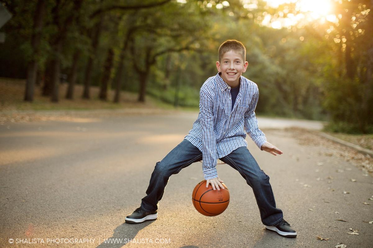 basketball sport portraits