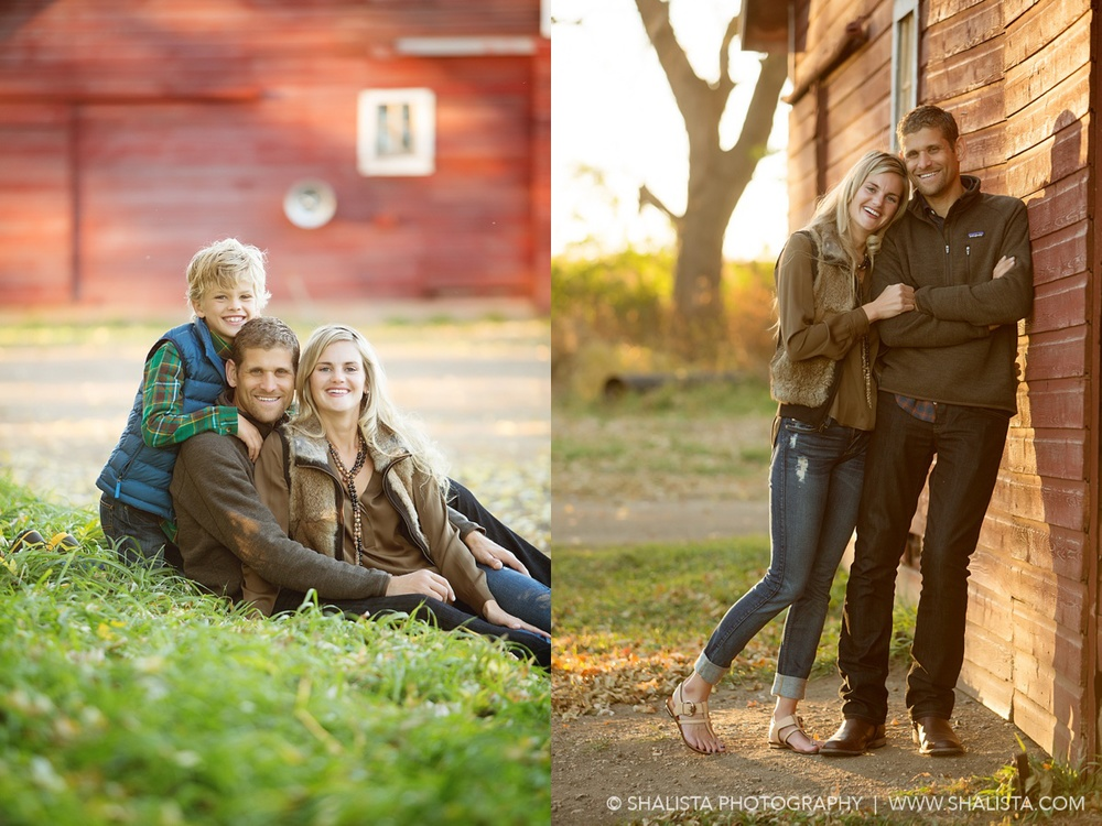 Barn Family Images