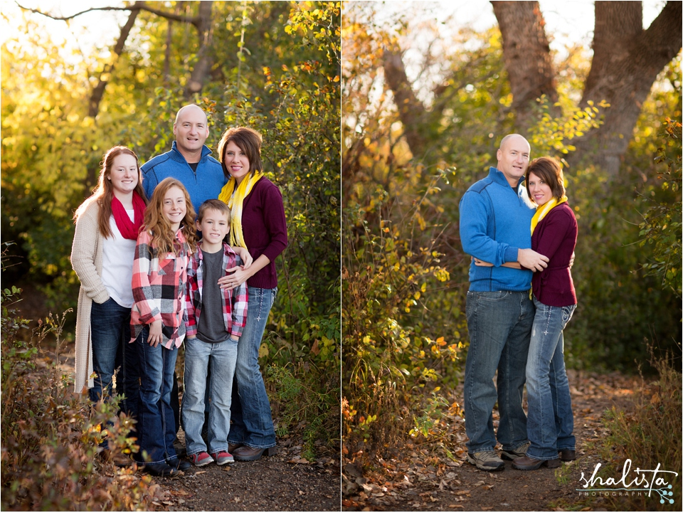 Family Fall Love