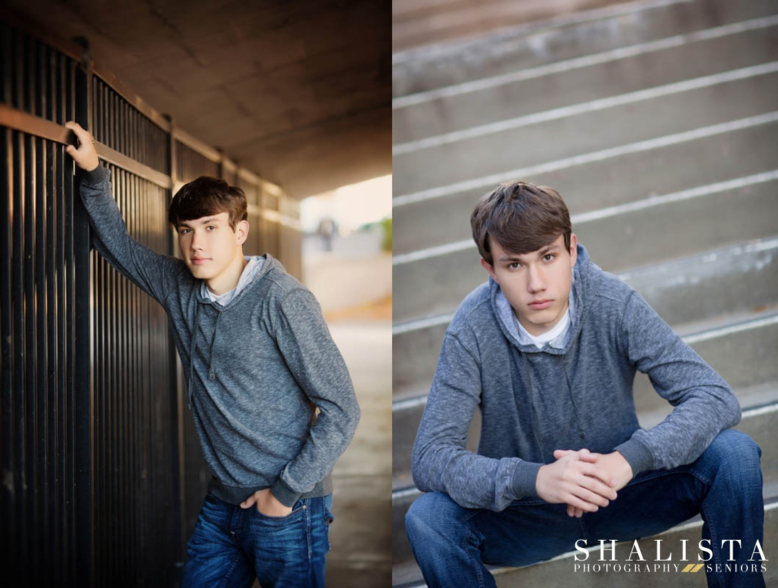 Senior Outdoor Downtown