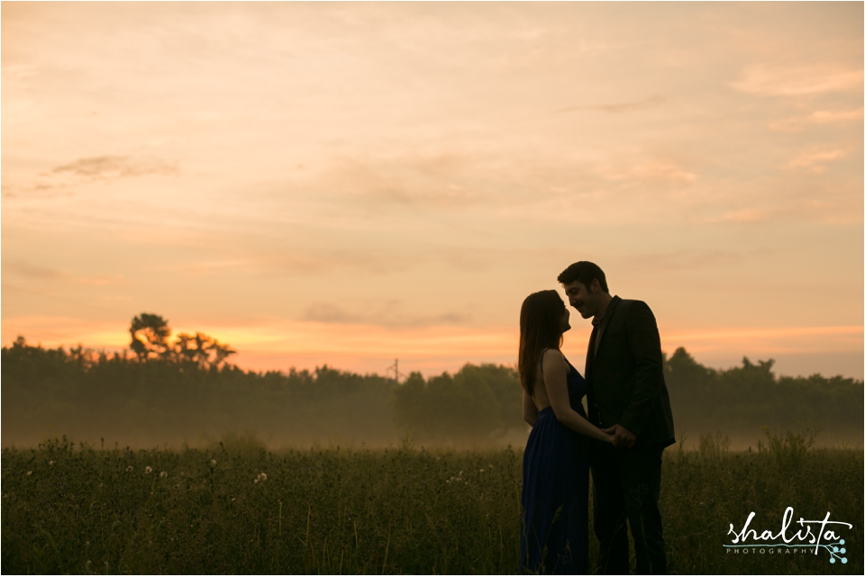 Sunrise Engagement