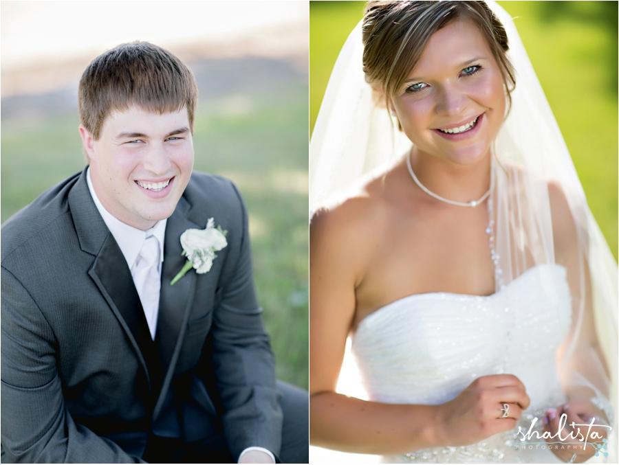 bridal headshots