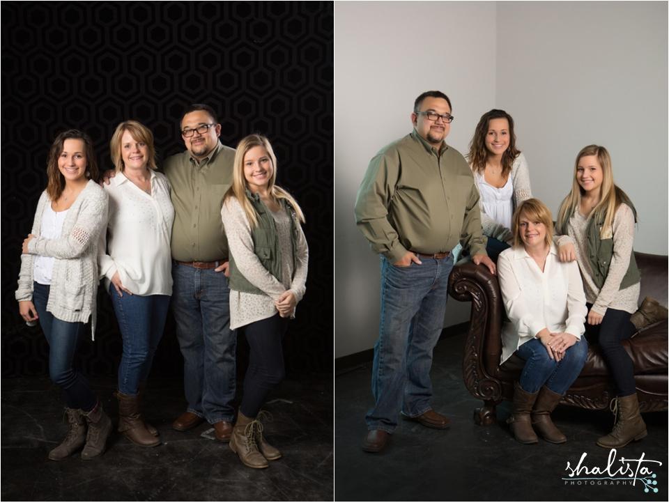 double family photos