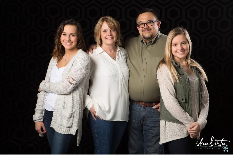 casual family photos