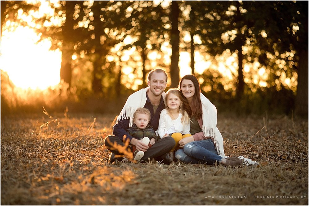 Sunset Family Portraits