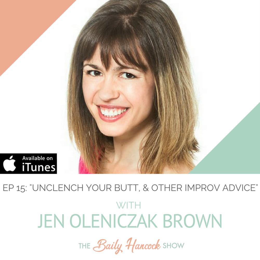 Jen Oleniczak Brown