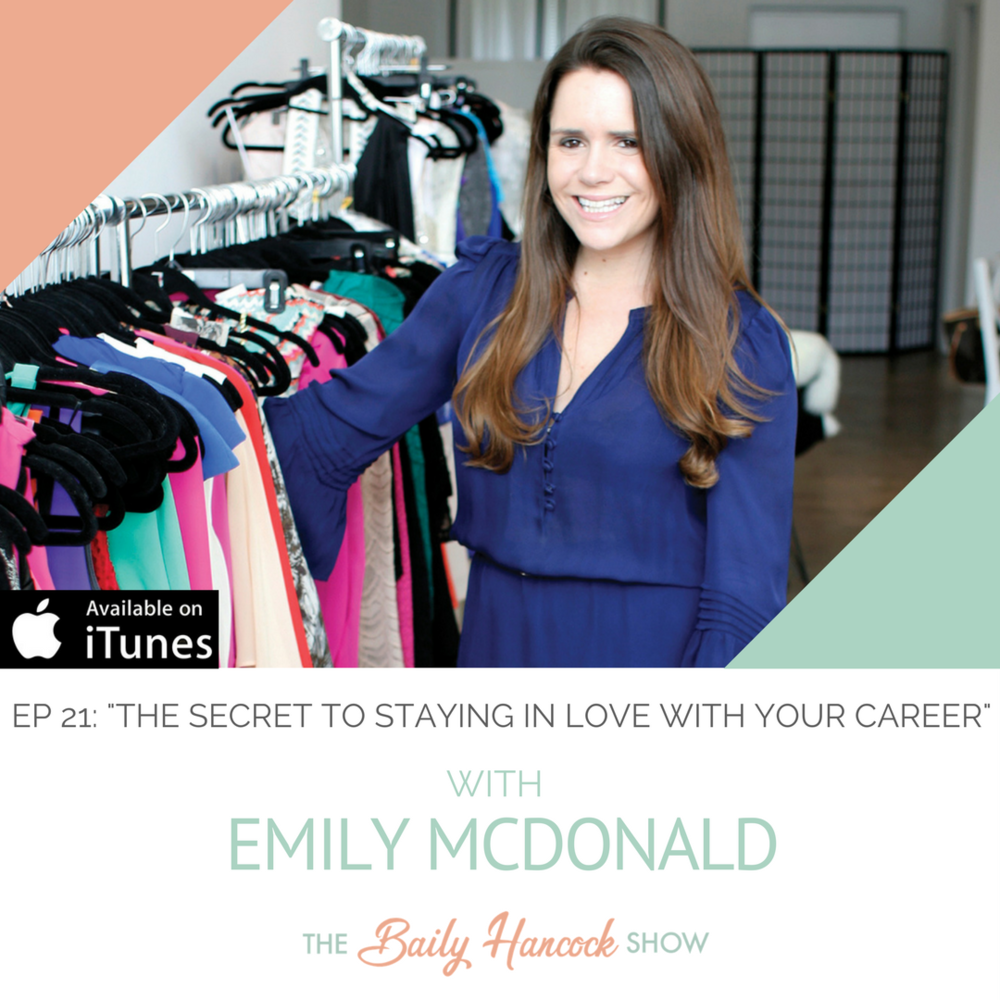 Emily McDonald The Stylist LA