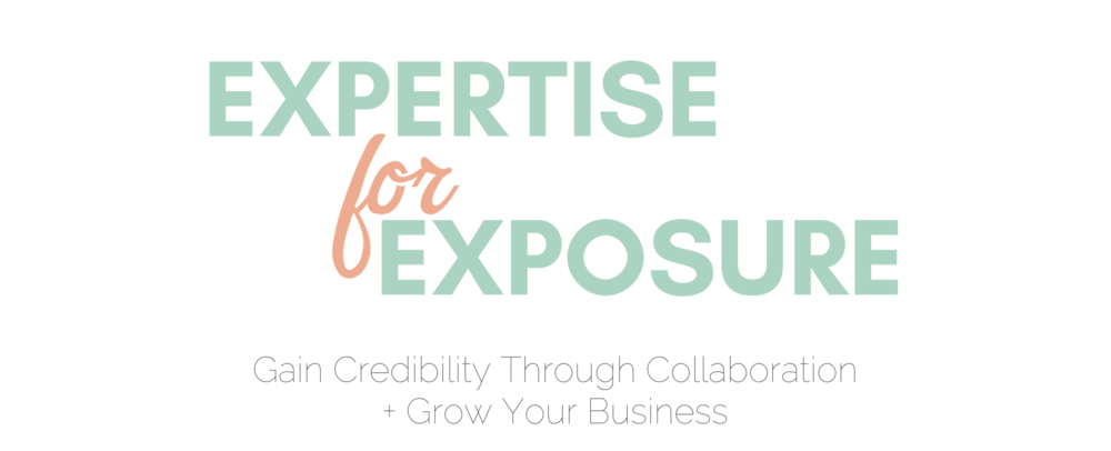 Expertise for Exposure