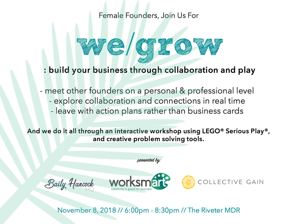 we grow event