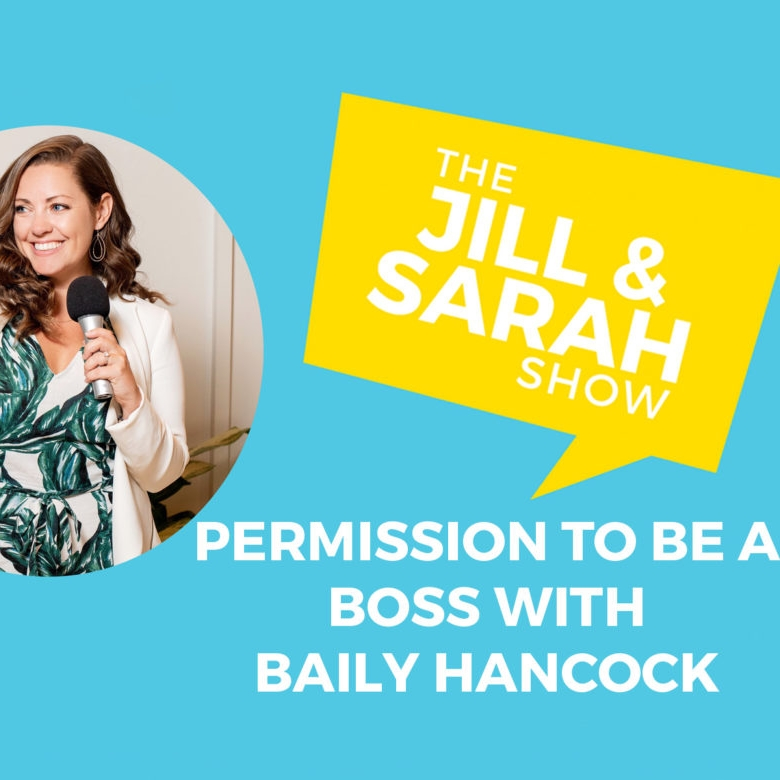 The Jill and Sarah Show Baily Hancock