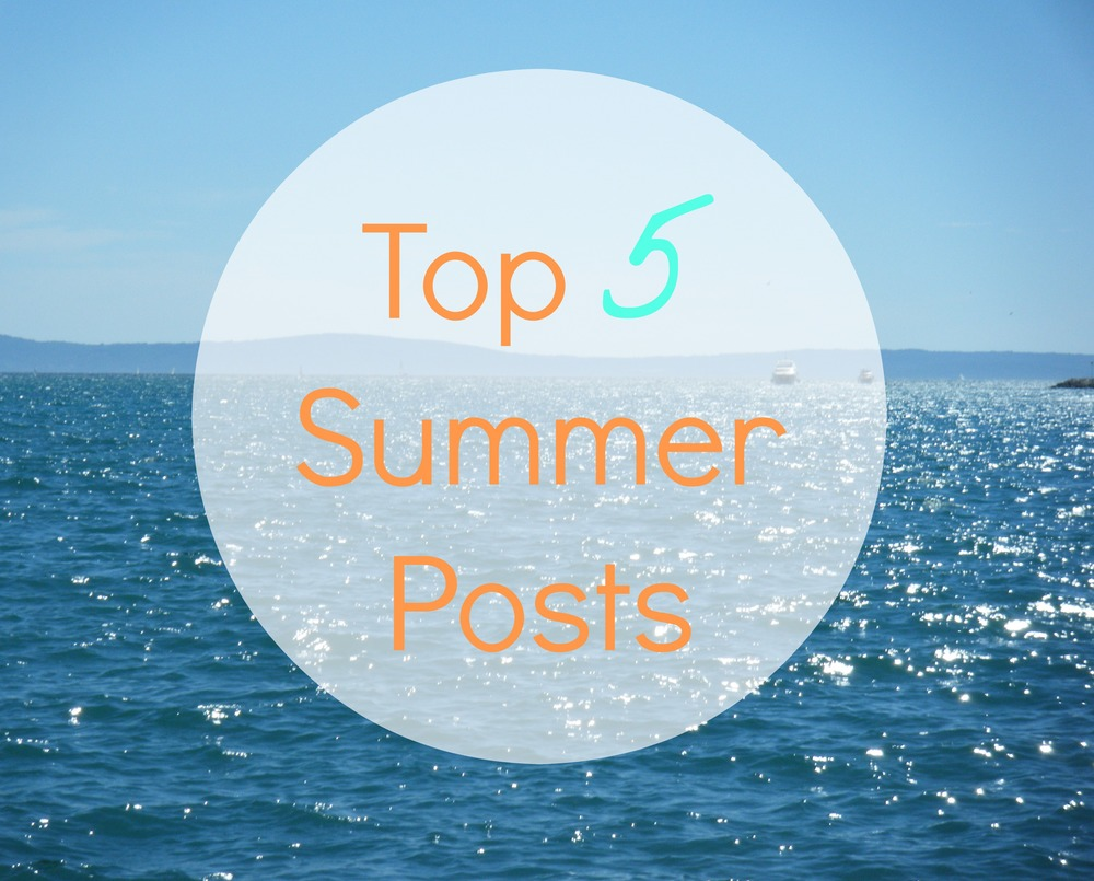 Creative Countryside Top 5 Summer Posts