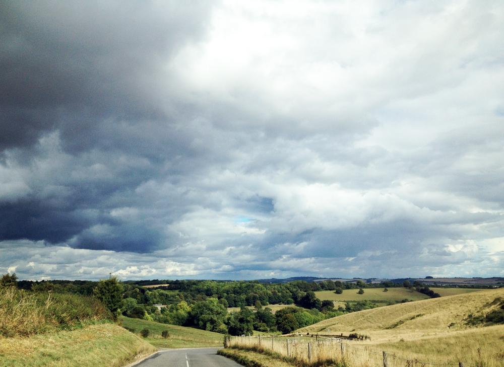 Wiltshire-skies