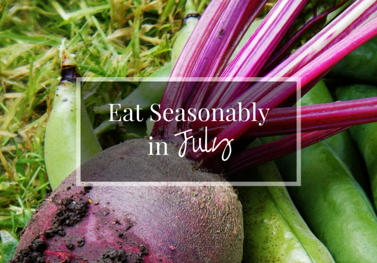 Eat Seasonably in July
