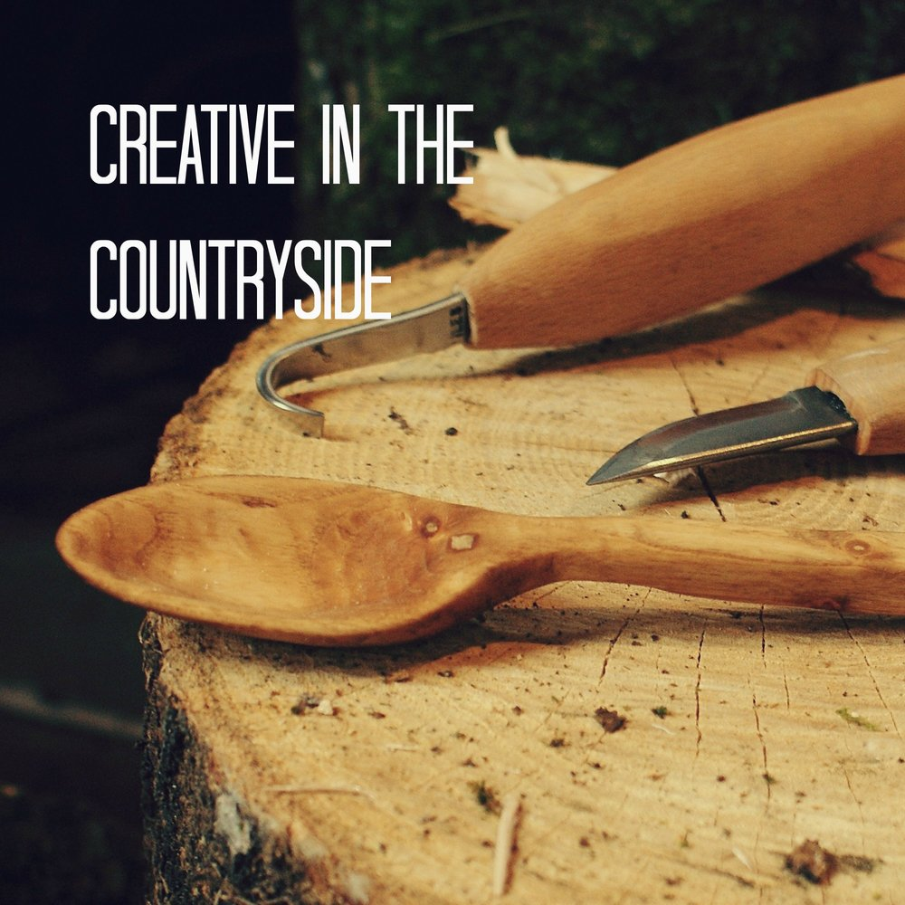 We feature interviews with small, creative businesses in the journal. No payment is involved, so we only select creatives that fit with our ethos. Email contact@creativecountryside.com to find out more.