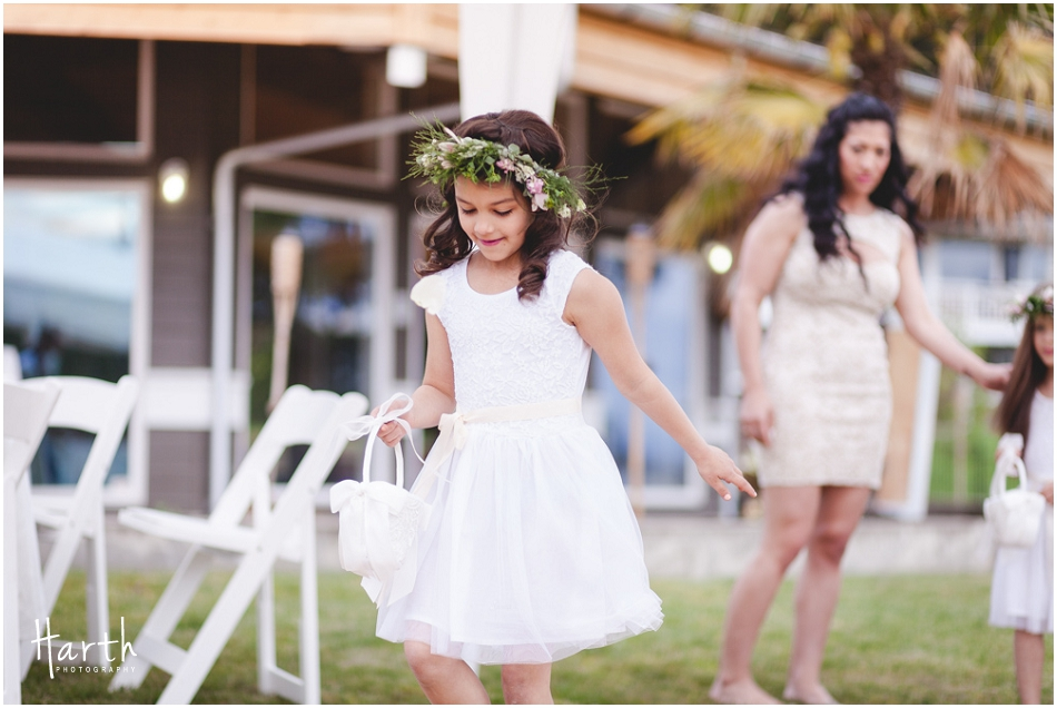 Flower Girls - Harth Photography