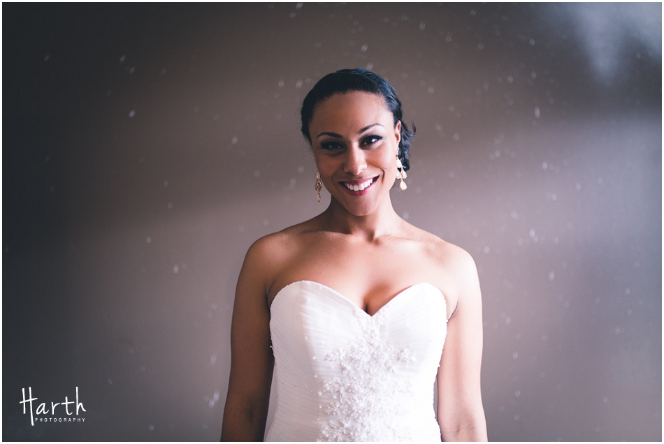 The Bride - Harth Photography