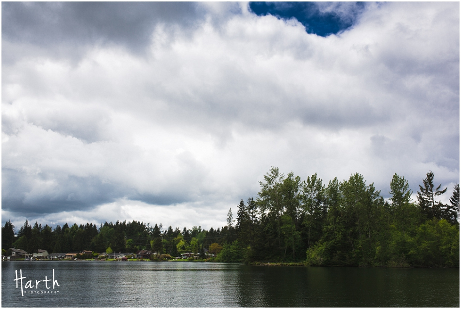 Lake Tapps - Harth Photography