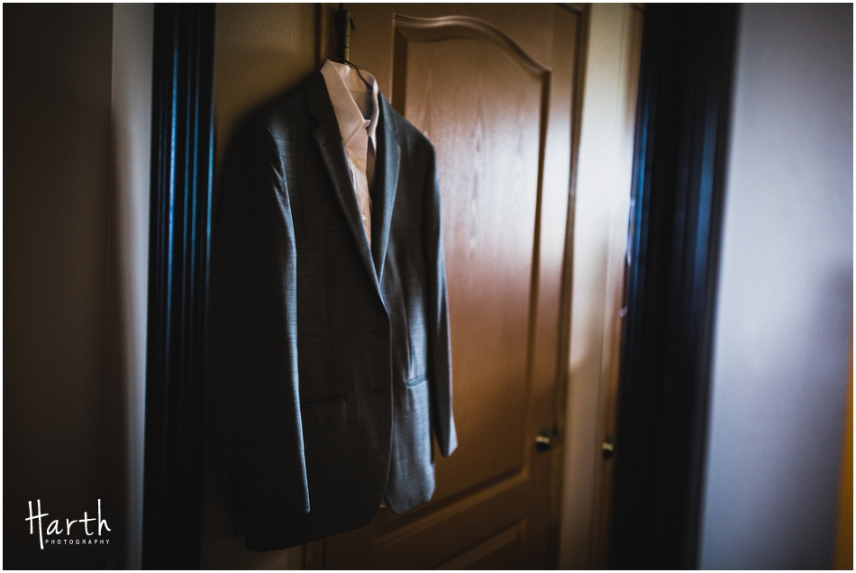 Groom Suit - Harth Photography