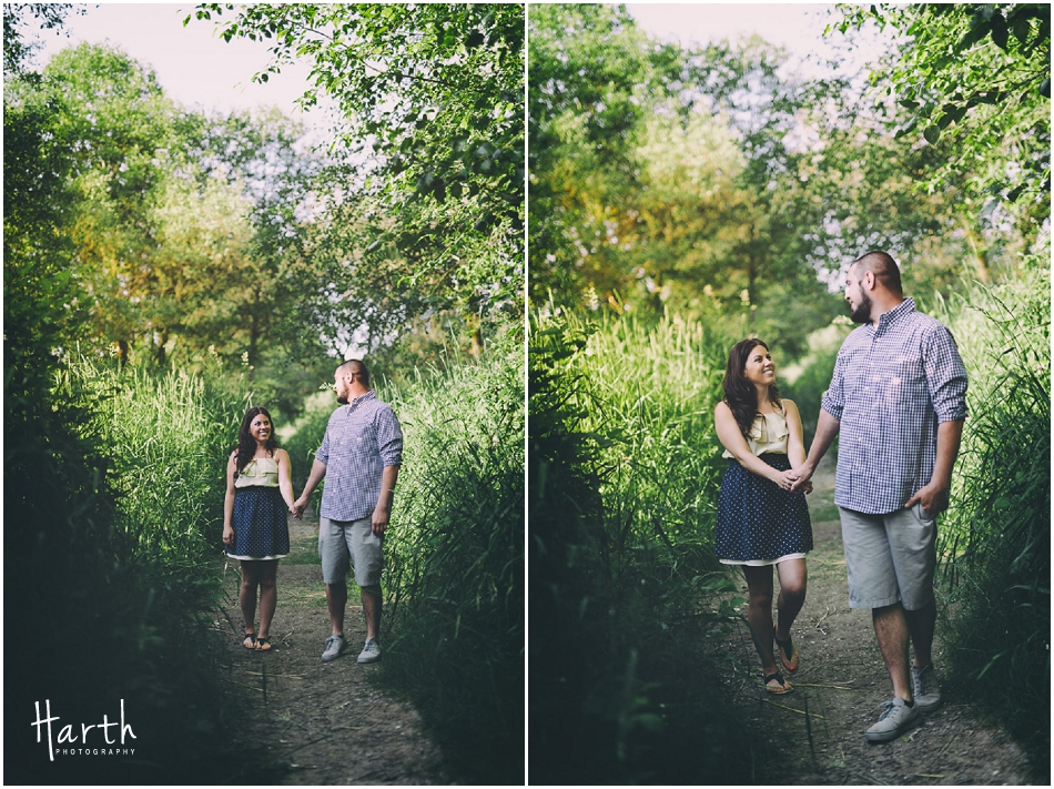 Snohomish Engagement | Harth Photography