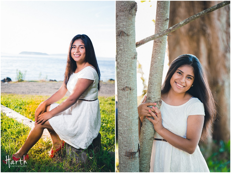 High School Senior // Everett Park