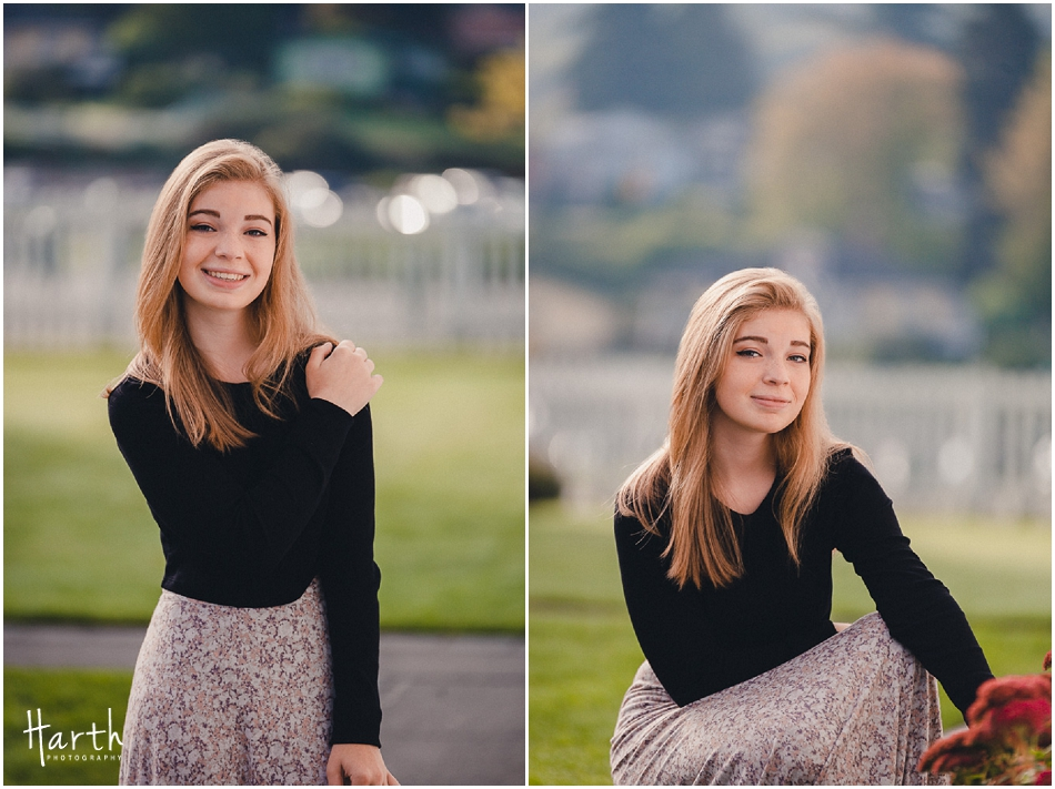 Mukilteo Senior Photos