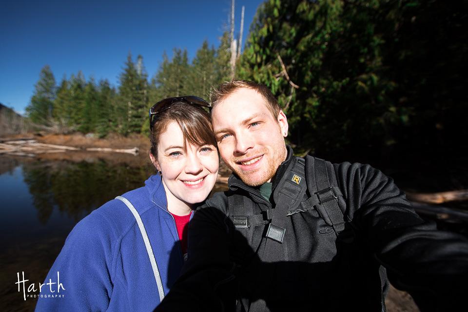 Barclay Lake Hikers