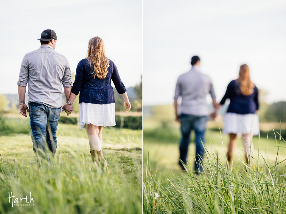 Tall Grass Snohomish Fields