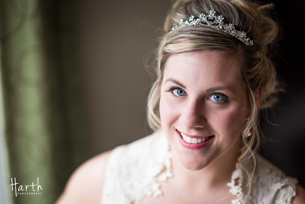 Bothell Bridal Portrait