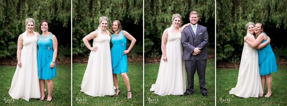 Bothell Bridal Party