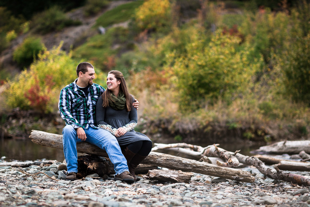 Snoqualmie Cle Elum Engagement