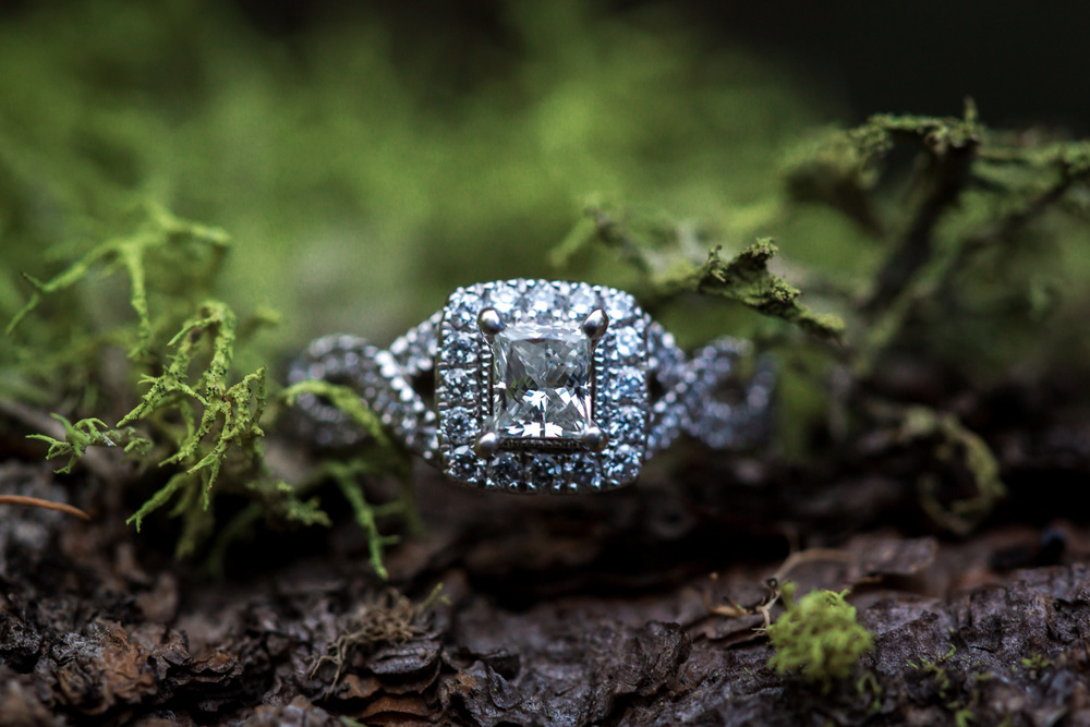 Big Creek Cle Elum Engagement Ring