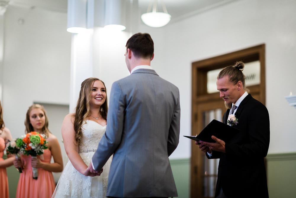 Monte Cristo Ballroom Wedding Ceremony Venue