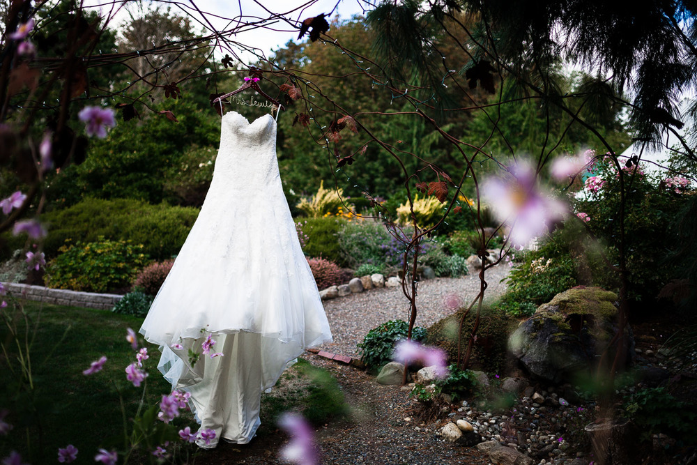 Wedding Dress - Twin Willow Gardens
