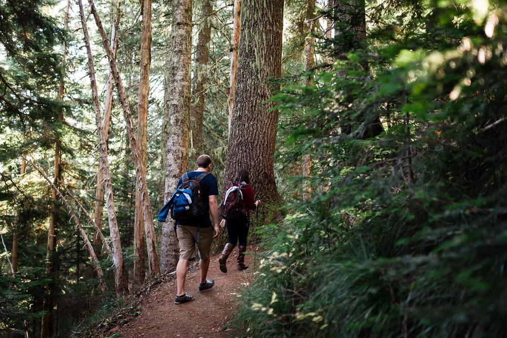 Tolmie Peak Hike - Mt. Rainier