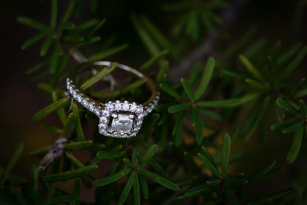 Tolmie Peak Engagement Ring - Mt. Rainier