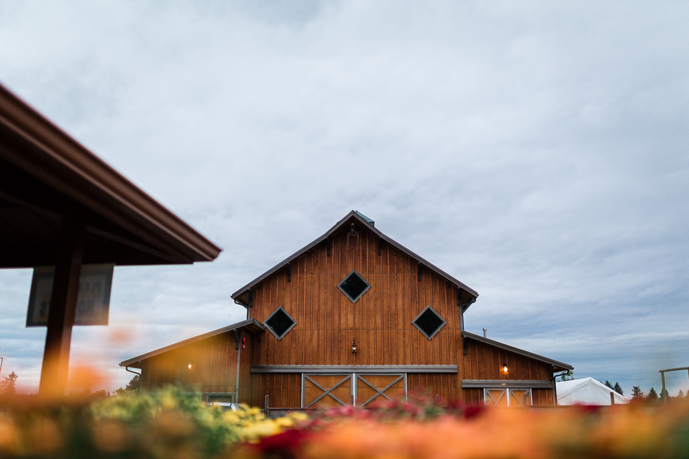 Carleton Farms Barn Wedding Venue