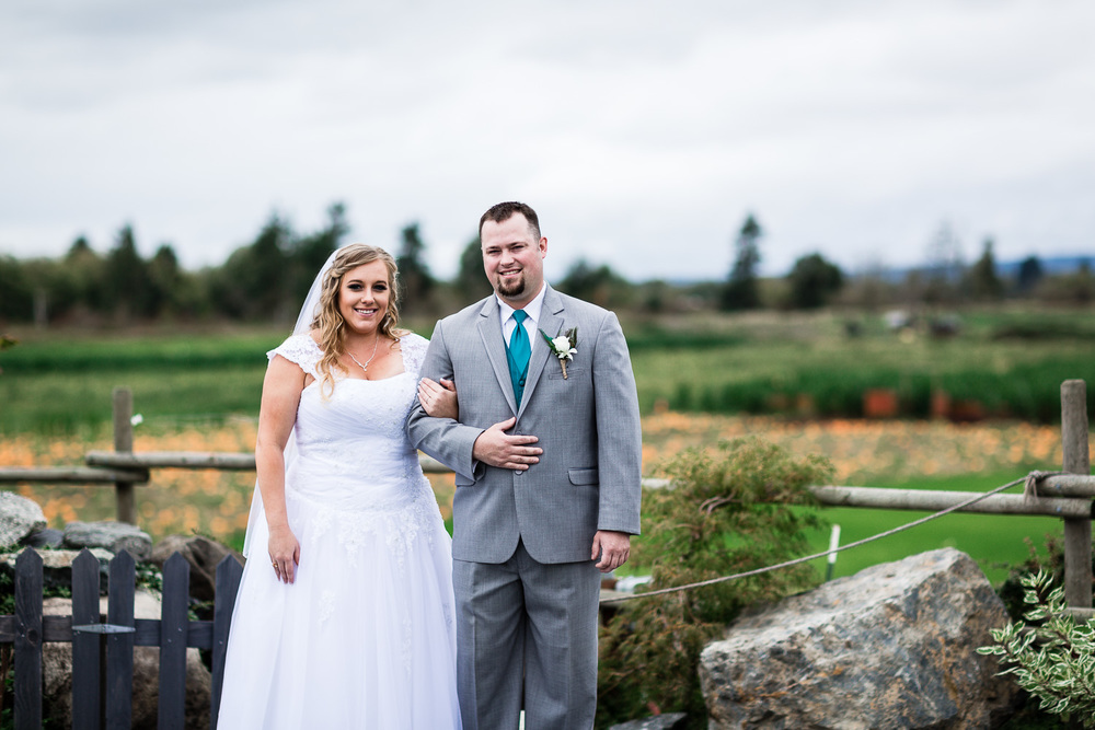 Snohomish Wedding Bride