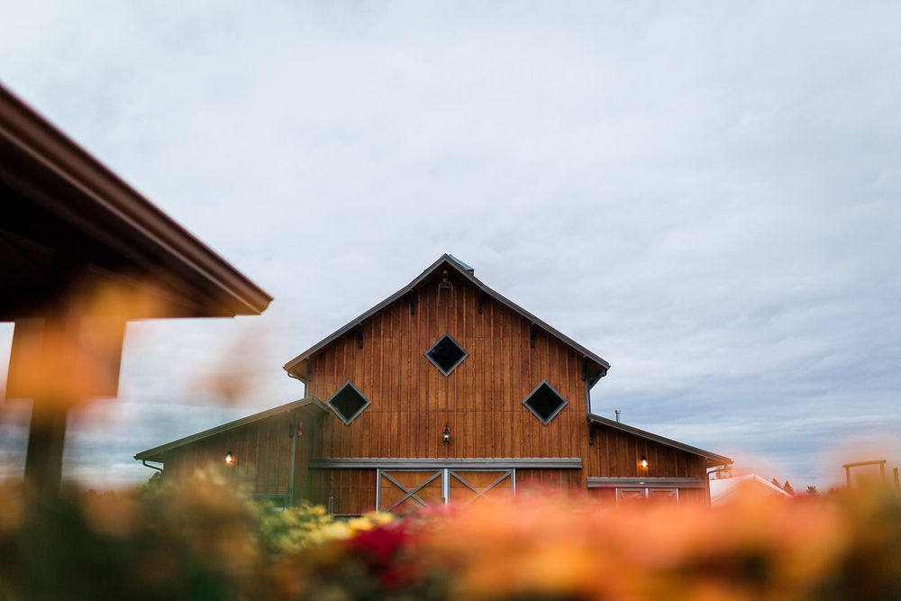 Carleton Farms Wedding Barn