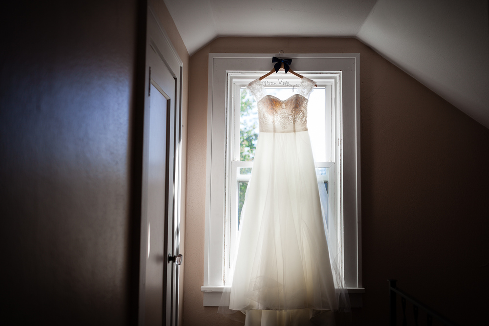 Portland Wedding Dress