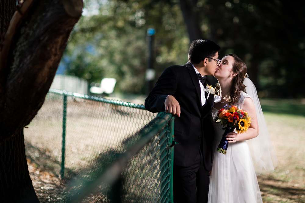 University of Portland Wedding