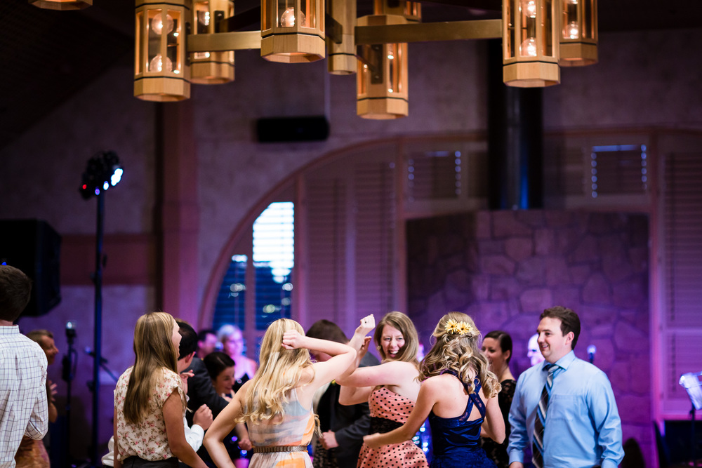 Dance Wedding Reception