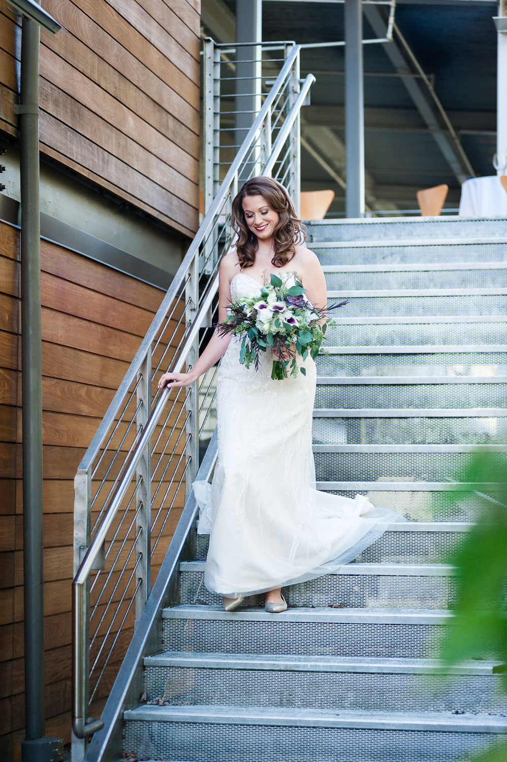 Bride in Woodinville WA