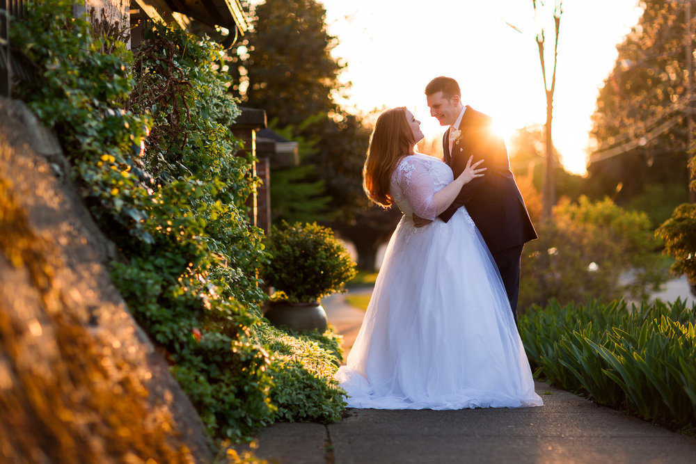 Belle Chapel Snohomish Washington Wedding