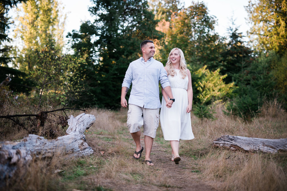 Seattle Wedding Photographer Engagement