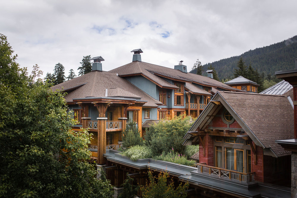 Nita Lake Lodge Whistler Travel Hotel