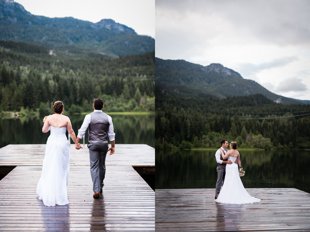 Nita Lake Lodge Wedding Destination
