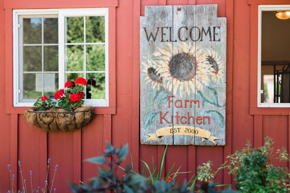 Farm Kitchen Seattle Wedding Venue